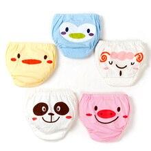 Kids Panties Underwear Briefs Girls Baby Toddler Boys Cotton Children 5pcs/Lot Summer