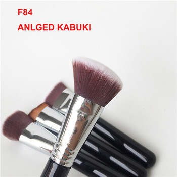 Si-SERIES FACE BRUSHES - Powder Blush Contour Highlighter Concealer Kabuki - High Quality Synthetic Makeup Brushes blender Tool 6
