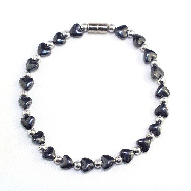 Black Hematite Stone Love...