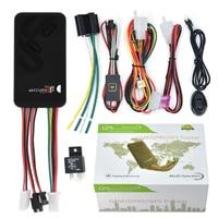 GT06 Samochód Lokalizator Urządzenie Śledzenia Pojazdów GPS Tracker SMS GSM GPRS Monitor Zdalnego Sterowania dla Motocykl Skuter 10 Sztuk/partia