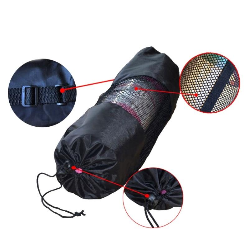 New Yoga Backpack Case Bag Waterproof Yoga Pilates Waterproof Yoga Bag Gym Bag Carriers 6-10mm (Yoga Mat Not Including) NEW