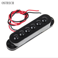Electric Guitar Single Coil Pickup Neck for Strat Invader Type