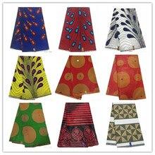 Alibaba горячая продажа Анкара ткань, Африканский воск с принтом яванская воск 100% хлопок Soso батиковое платье индонезийский 6 ярдов 804
