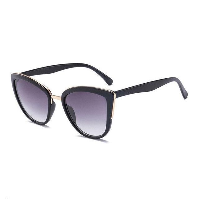 ZXRCYYL 2018 новые брендовые дизайнерские очки Солнцезащитные очки женские роскошные оправа для очков элегантные женские солнцезащитные очки УФ 400 Oculos de sol