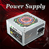 400w PC Computer Power Supply Computer PC CPU Power Supply 20 4 Pin 120mm Fans ATX