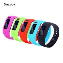 Snzvok Умный Браслет UP2 Здоровья Сна Монитора Bluetooth 4.0 Спорт Фитнес Tracker Браслет Для iOS Для Андроид Смарт-Часы