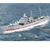 RC лодка 1/275 Разрушитель военный корабль дистанционное управление Военные морские суда гоночный корабль электронная модель для детей день р
