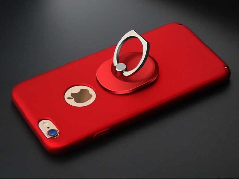 البنصر الهاتف المحمول حامل هاتف ذكي حامل ل فون X 8 7 6 6S زائد 5S هاتف ذكي باد MP3 سنادات بالسيارة حامل لسامسونج