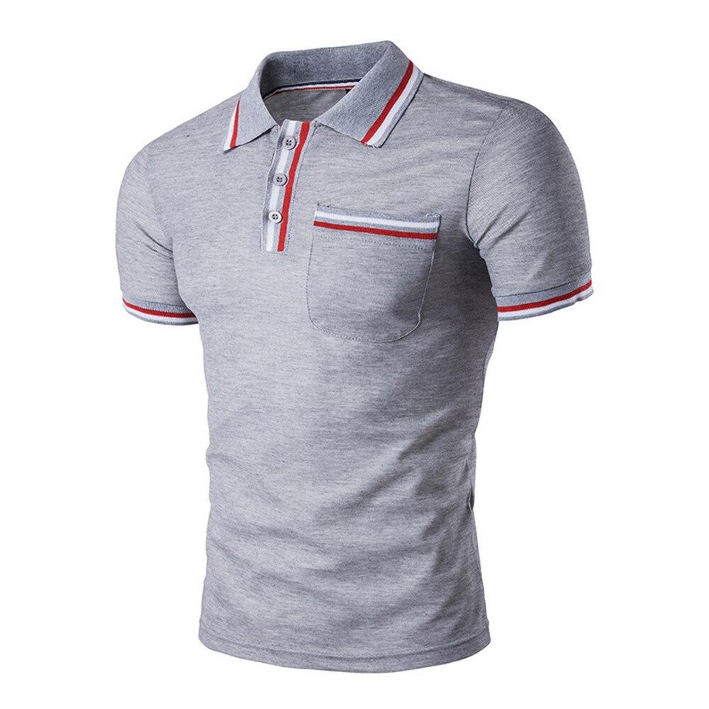 Fashion Men   Polo   Shirt 2018 New Arrival Brand   Polo   Men Camisa Masculina Cotton Breathable Short Sleeve Cotton Shirt Men