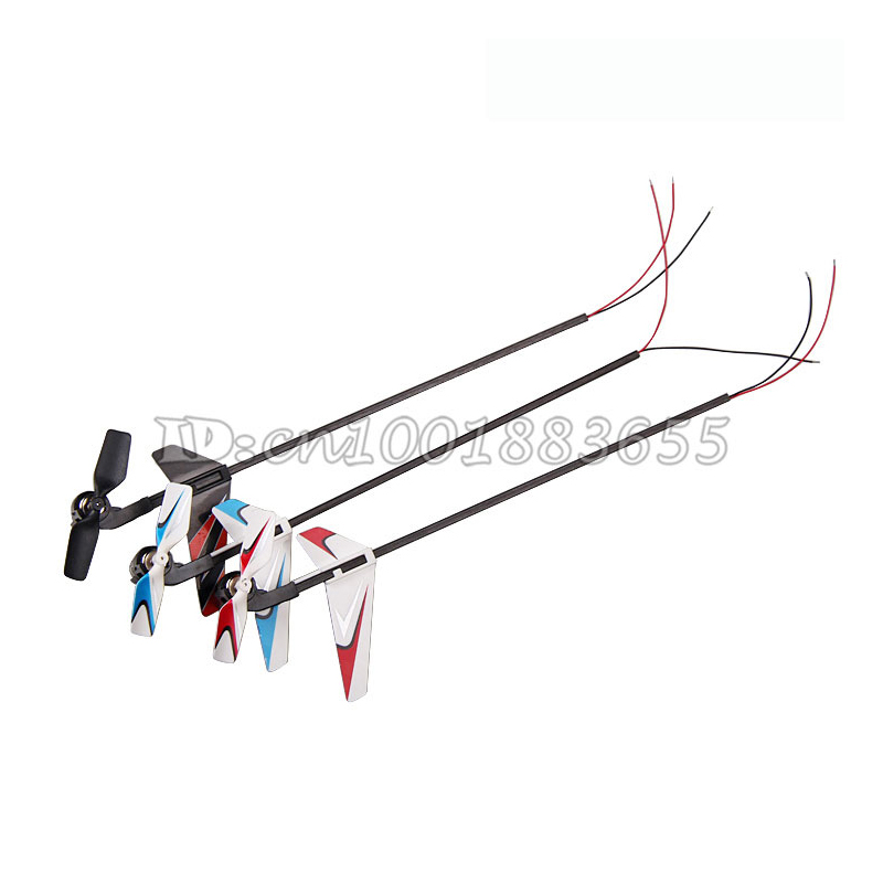 Free shipping WL V911 spare parts Tail motor set,Horizontal stabilizer,tail boom V911-03 10 20 for WL V911 RC Helicopter wltoys wl r6 left hand mode remote controller for v911 v911 1 v911 2 v912 v913 black
