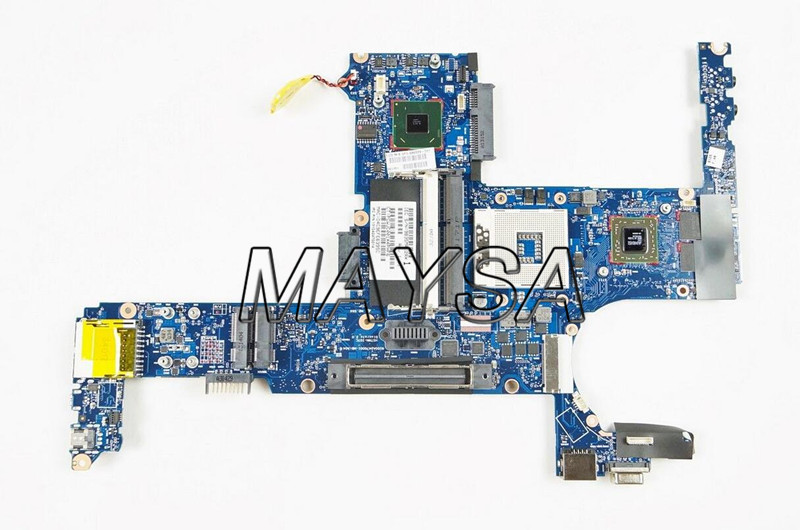 686039-001 Main Board Fit for HP ProBook 6470b Series Notebook PC motherboard DDR3 все цены