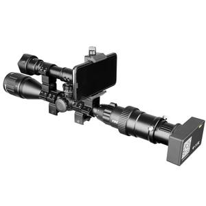 Image 5 - Visión Nocturna 960P vista al aire libre alcance día noche al aire libre caza cámaras WIFI linterna de conexión infrarroja Digital táctica