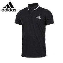 Original New Arrival 2017 Adidas  Men's POLO shirt short sleeve Sportswear