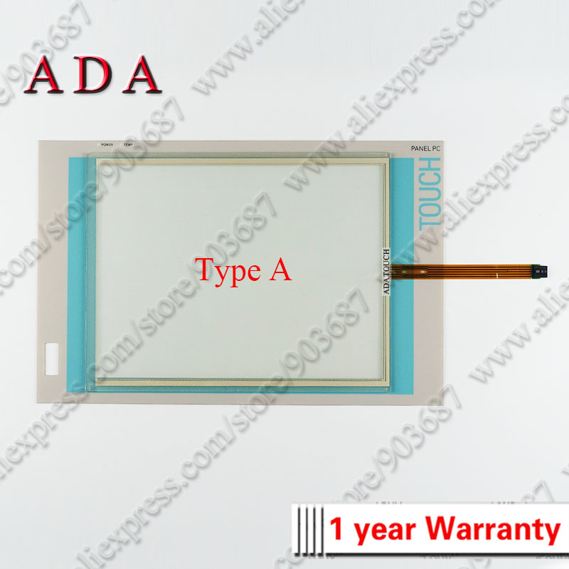 protective Film Generous Touch Screen Panel Glass Digitizer For 6av7614-0ab12-0ce0 Panel Pc 670 15 Touch 3.3mm Thickness With Overlay Computer & Office