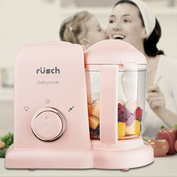 Food Mixers Feeding Machine Supplement Cooking And Stirring   Automatic Multi-function Baby Food Grinding Machine