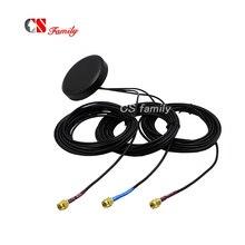 IP67 wodoodporna antena zewnętrzna LTE MIMO 4G 3G 2G GNSS, GPS GLONASS