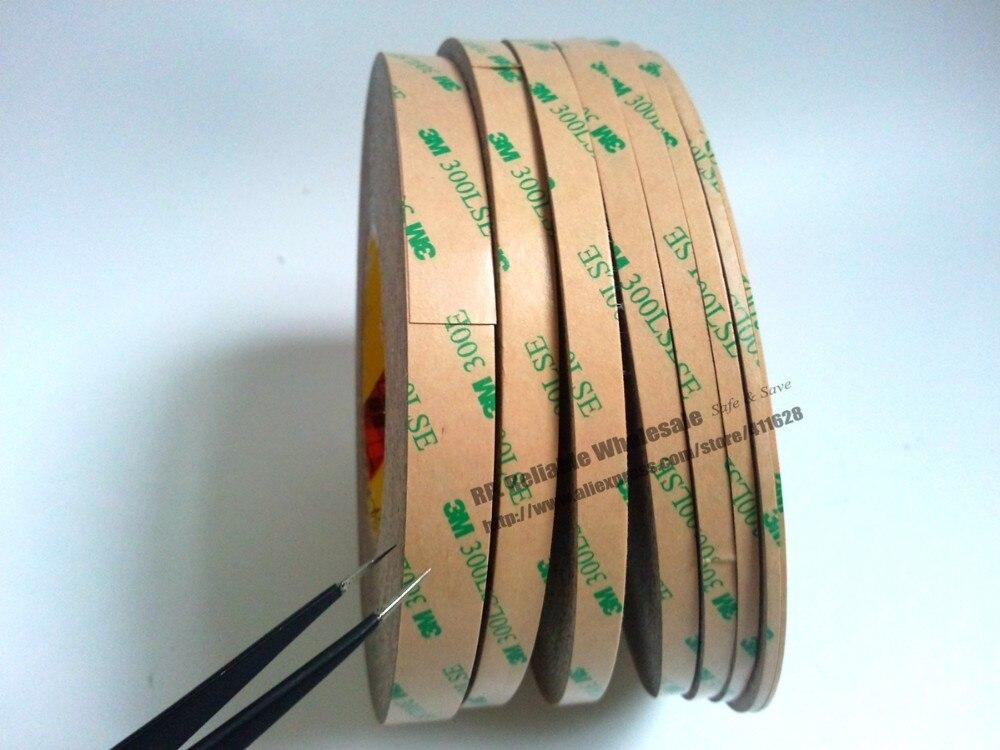 1x27 мм(или 28 мм/29 мм)* 55 м высокая прочность связи с двойным покрытием адгезивные 3 м 300LSE 9495LE для пластиковой полипропиленовой поверхности