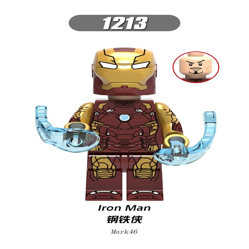 XH1213-Iron Man