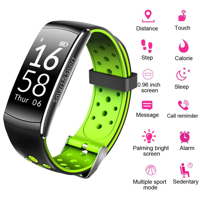 Fitness Tracker Vibrating Alarm