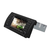 HD 1 Din 7 Android 4 4 Car DVD GPS Navi For BMW M5 E39 X5