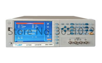 CKT200 precisión medidor LCR digital con rango de frecuencia de 20Hz-200kHz del RLC Metro