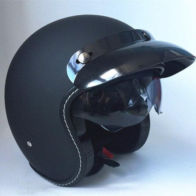 Mens womens meia capacetes de moto rcycle capacete hally vintage América Capitão estrela moto capacetes tamanho 55-64 cm S /L/XL/XXL