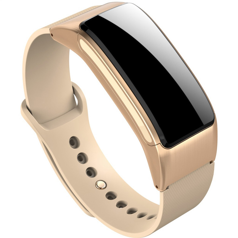 B31 Smart Bracelet Bluetooth Call Bracelet Headset 2 in 1 Smart Watch 0.96 Inch IPS Color AI Voice Intelligence 40AP1014