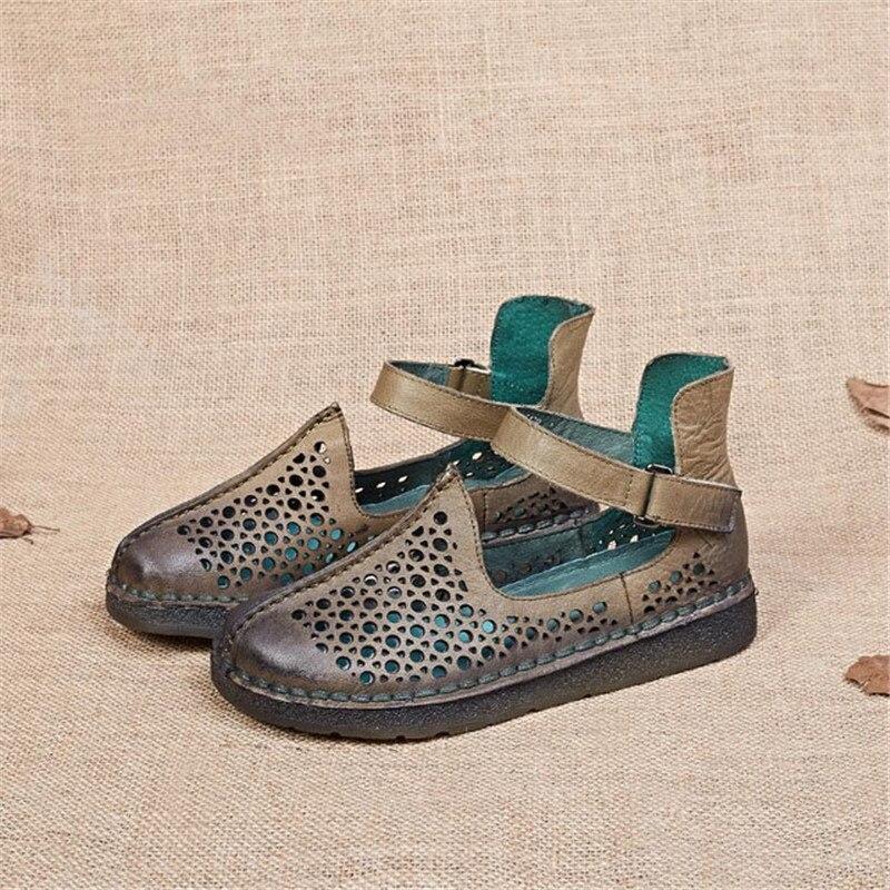 Dames D'été Cuir La 3 2017 Chaussures Doux 4 Femmes Véritable 2 Mvvjke 1 Conduite 5 De Creux Appartements À Main En Mocassins AwqFxqYda