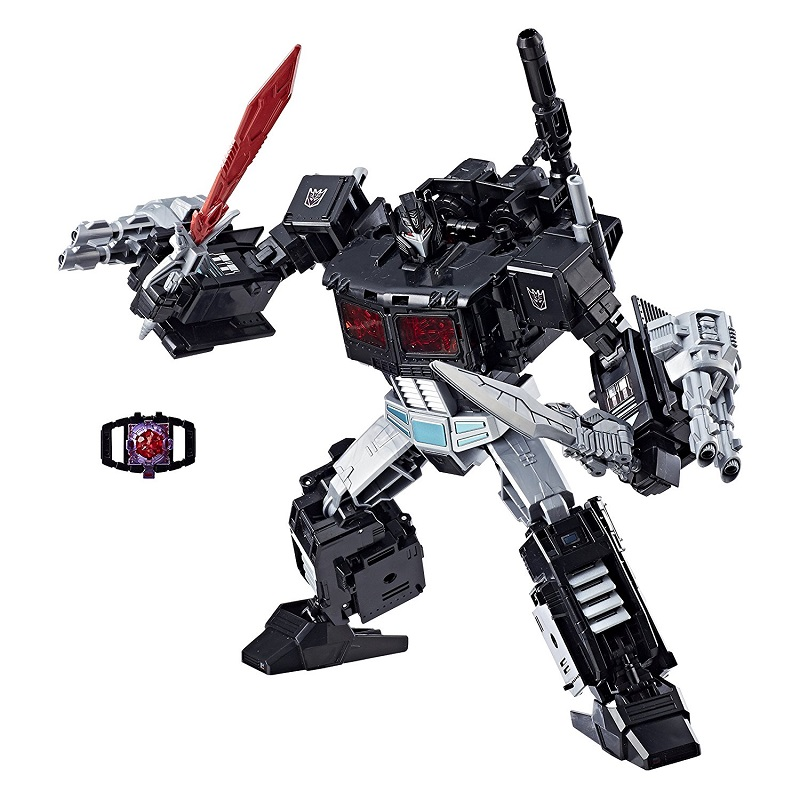 Leader Class Power of the Primes Nemesis Prime Classic Toys For Boys without retail box