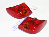 2 Pcs Pair RH And LH Without Bulbs Rear Lamp Lights Outer For Toyota Corolla 2005