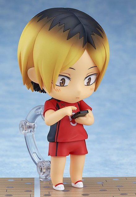 Haikyuu Nendoroid Kozumekenma Action Figures PVC 10CM Hinata Syouyou Collectible Model Toy Anime Haikyuu