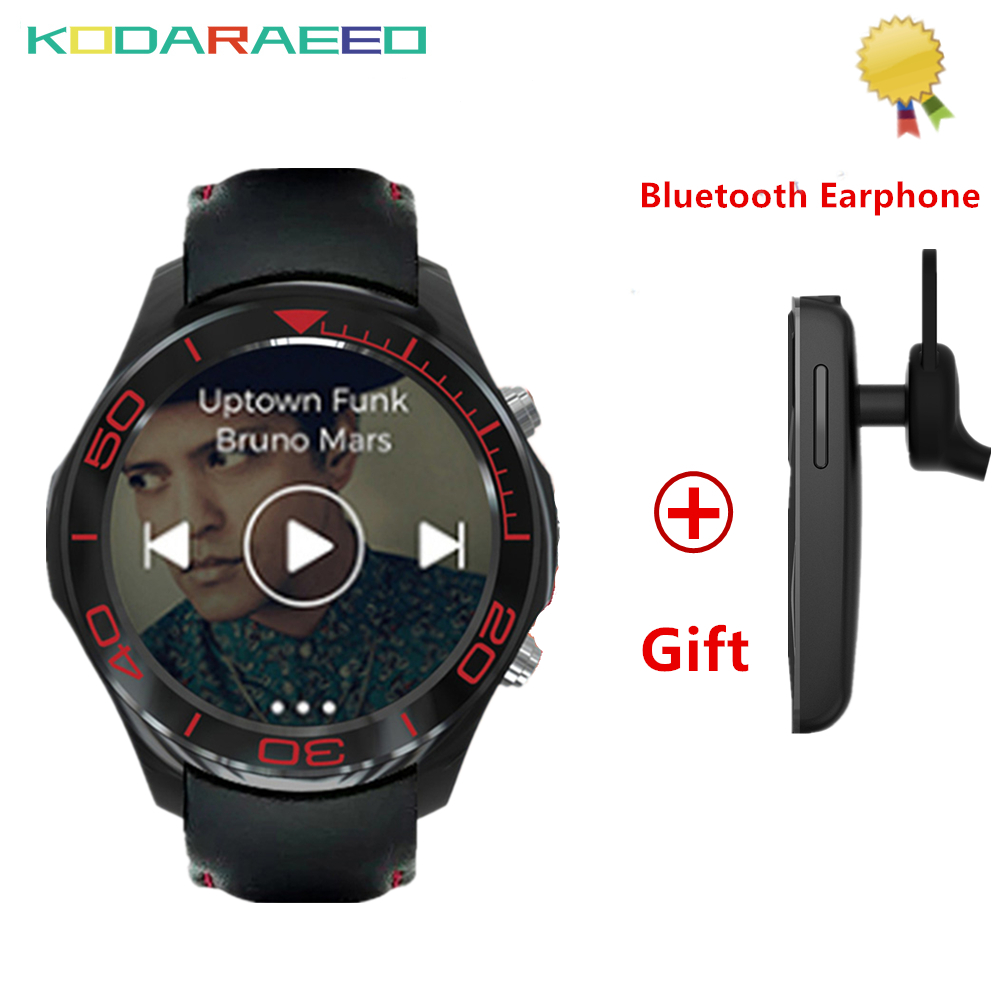 S1 Plus Bluetooth Android Smart Watch Smartwatch SIM Card Phone Watch Quad core MTK6580 ROM8GB+RAM512MB S1 plus WiFi GPS Camera цена