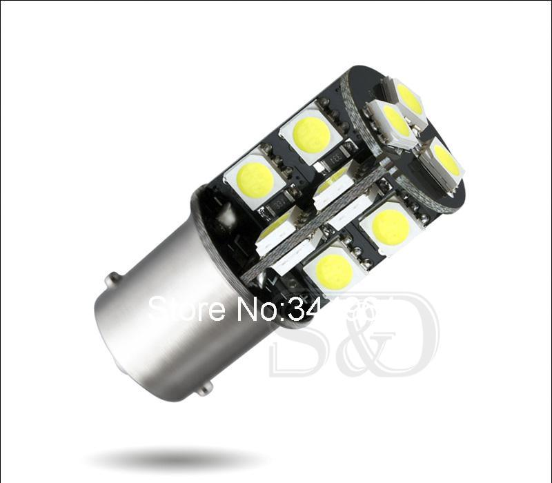 1156 BA15S 19 SMD CANBUS OBC Error Free автомобильный светодиодный светильник p21w R5W светодиодный лампы Фары заднего хода автомобиля светильник Парковка лампы Авто 12V