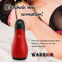 Youcups Warrior Sleeve  Wave 12 Funtion USB Rechargeable Vibrating Male Masturbator Luxury men masturbation toys adult toys