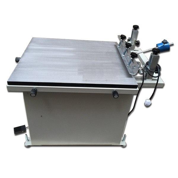 Manual Silk Screen Printing Machine With Vacuum