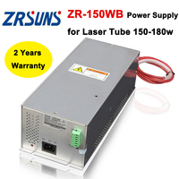 Laser Power Supply 150W ZR 150WB for 150W 180W Co2 Glass Laser Tube
