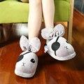 Black Butler Ciel Phantomhive Rabbit Indoor Slipper Shoes Cotton