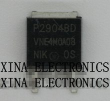 P2904BD P2904 40V 25A TO-252 ROHS оригинальный 20 шт./лот Бесплатная доставка Набор для составления электроники