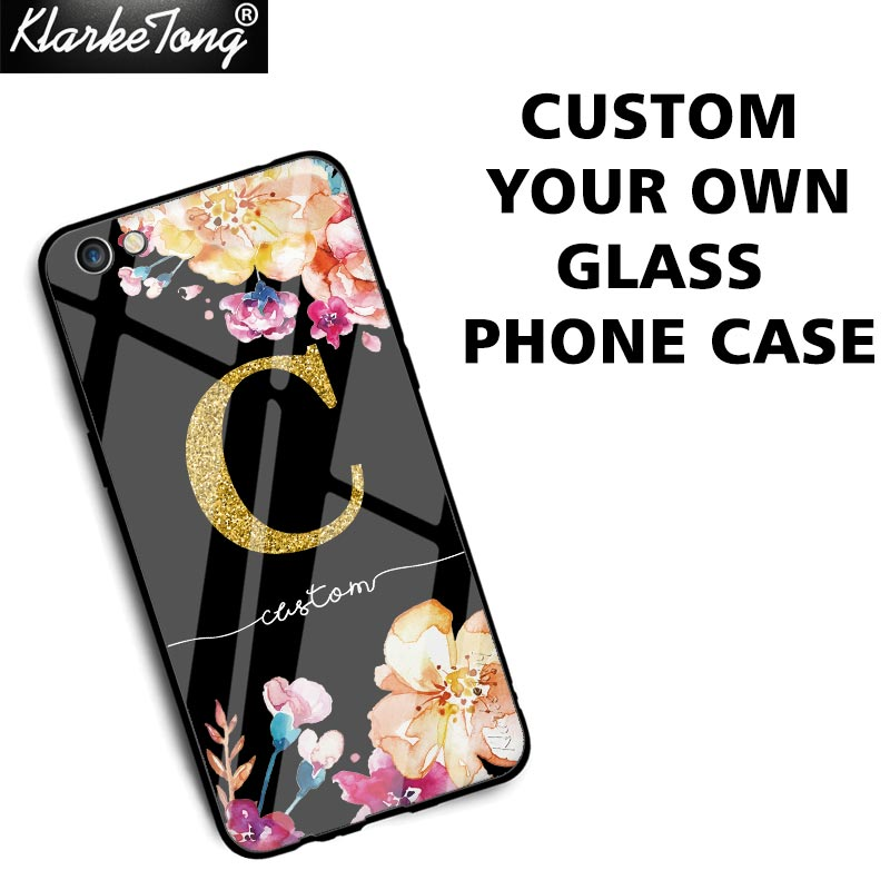 fashion tempered glass hard custom case for iphone x 8 7 6 6s plus 5fashion tempered glass hard custom case for iphone x 8 7 6 6s plus 5 5s