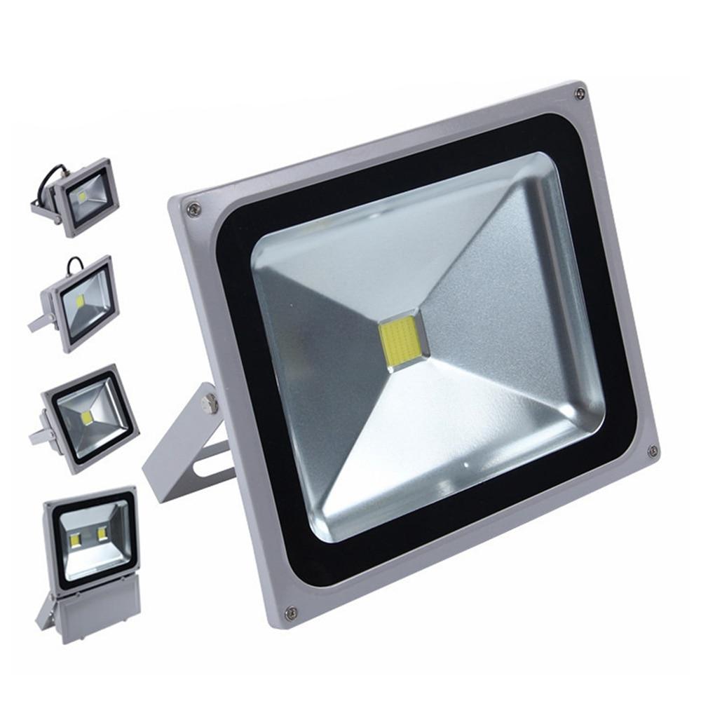 10W 20W 30W 50W 100W Reflector Spotlight Wall Wall Light Bright Lighting Outdoor 220V LED FloodLight