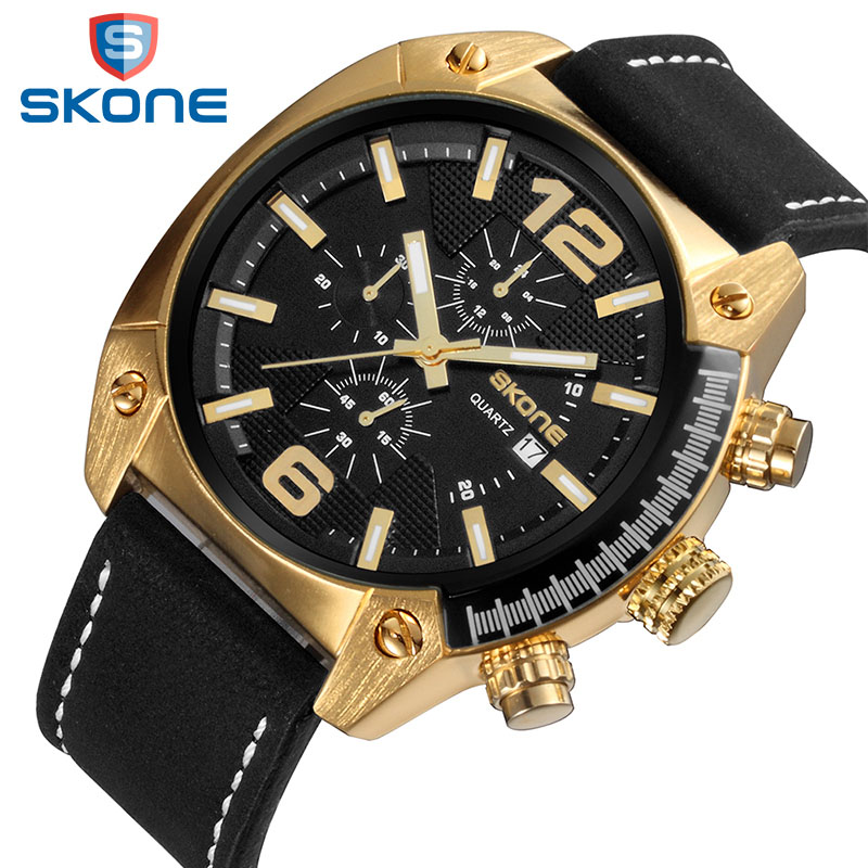 2018 Men Military Watches Fashion Casual Sports Men's Wristwatch Quartz Date Clock Man Chronograph Sport Relogio Masculino Gift gender power and social class