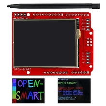 2.2″ TFT LCD Touch Screen Expansion Shield w/ Touch Pen For Arduino
