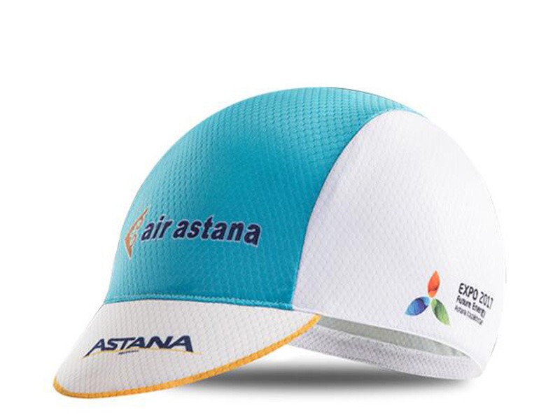 team Astana Bike Bicycle Cycling Cap Anti-sweat Breathable Hat Motorcycle MTB Road Skiing Climbing Cycling Hat кепка badboy logo team hat