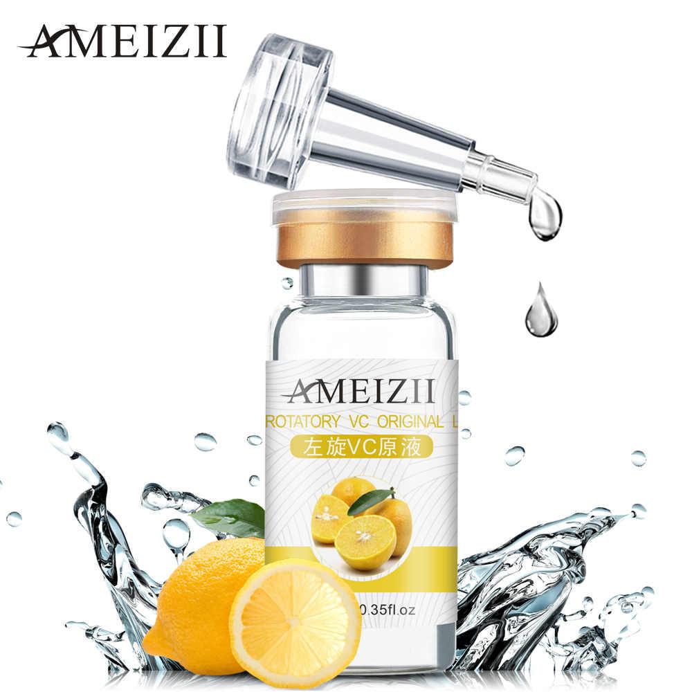 Ameizii Ốc Sửa Chữa Serum Trẻ Hóa Chống Nhăn Săn Chắc Trắng Sáng Vitamin C Làm Trắng Hyaluronic Acid Cho Mặt Mắt Điều Trị