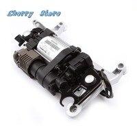 NEW 7P0 616 006 H Air Suspension Compressor Pump & Mounting Kit For Porsche Cayenne Volkswagen Touareg 7P0698007B 95835890100