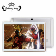 BOBARRY 10.1 inch Octa Core 4G Lte tablet pc 1280*800 4GB RAM 32GB ROM Android 6.0 Bluetooth GPS IPS tablet 10 10.1 Gifts