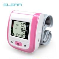 Health Care Automatic Wrist Blood Pressure Monitor Digital LCD Wrist Cuff Blood Pressure Meter Esfingomanometro Sphygmomanometer