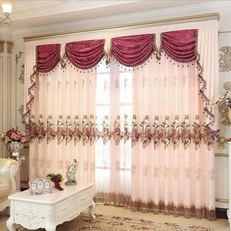 Cheap Window Curtains And Valances. Different Types Of Curtain ...