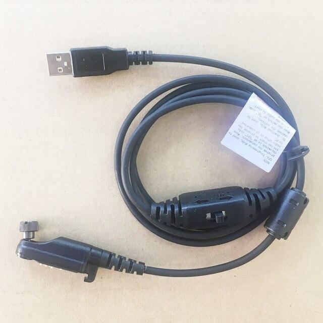 PC45 usbプログラミングアップデートケーブルhyt hytera PD600 PD680 PD660 X1E x1p etcトランシーバー