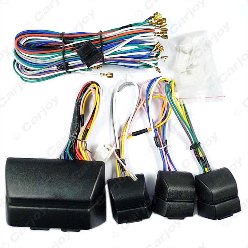 popular power window wiring buy cheap power window wiring lots universal car power window 8pcs switches holder and wire harness ca2469